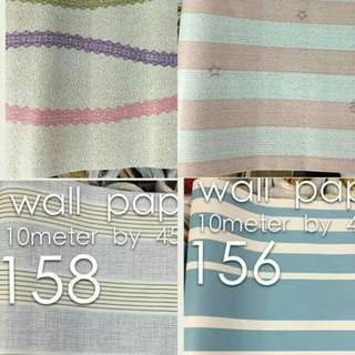 Self Adhesive Wall Papers