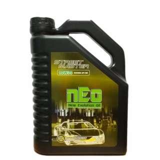 Neo SAE 10w30 SM ( Street Master ) - 3L Engine Oil