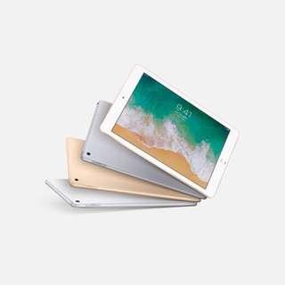 全新 iPad wifi 32gb 金色 (2017)