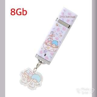 代購Hello Kitty, My melody,Little Twin Star USB