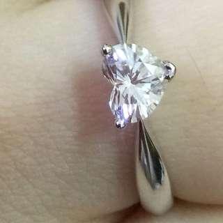 周大福GIA 鑽石戒指51份原價$28000 平到笑$12500