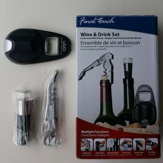 Wine & Drink Set
