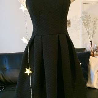 New sweetheart dress