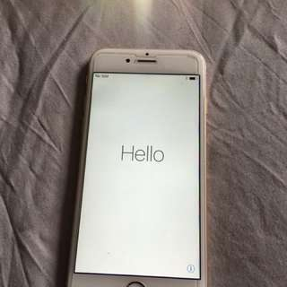 iPhone 6 GOLD 16GB locked to Bell