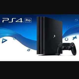 PS4 Pro + FIFA18