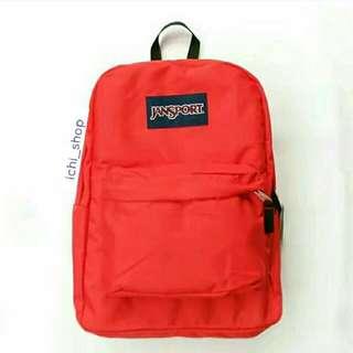 BAG - JANSPORT RED