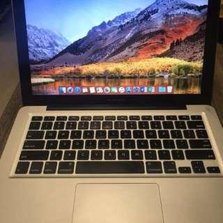 """MacBook Pro 13.3"""" mid-2012 i7/750gb/8gb"""