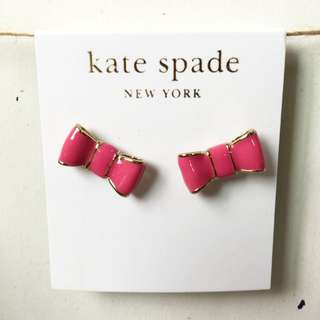 Kate Spade Bow/Ribbon Ear Stud