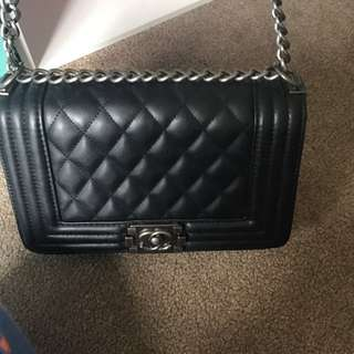 Chanel Side Bag