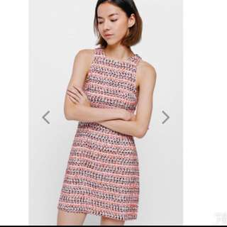 BNWT Tweed Dress Love Bonito