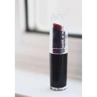 Wet n wild matte lipstick 💄 #917B