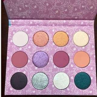 COLOURPOP My Little Pony Eyeshadow Palette BNIB AUTHENTIC With Receipts