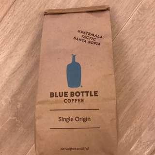 Blue Bottle 咖啡豆 舊金山帶回 2017/09/25 製作,新鮮的~