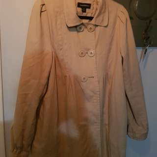 LUCA & MARC trench coat size 14