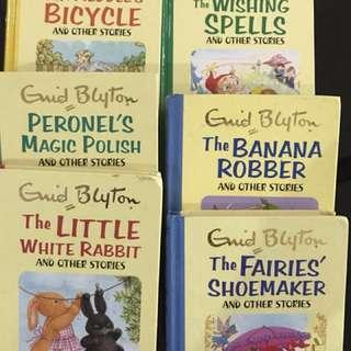 Enid Blyton Story Books(set of 6 books)