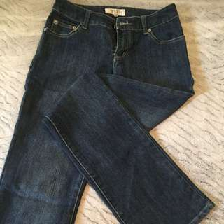 CD denim pants