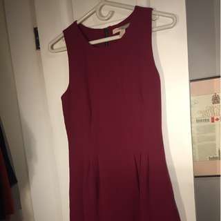 Dress (Size Small) Forever 21- Contemporary