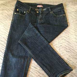Supre denim pants Size8-10