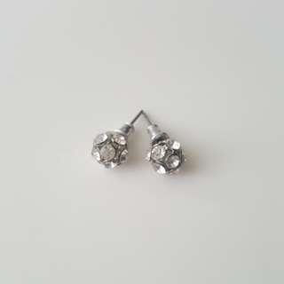 Bling Diamond Earings