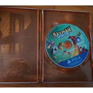 Rayman Legends Playstation 4 (ps4) version US ntsc