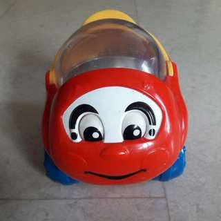PL fisher price toy car