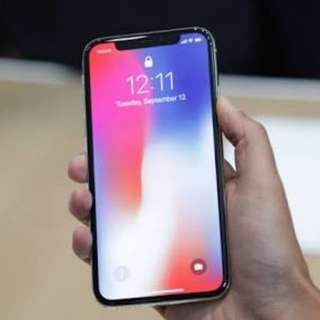 PREORDER: iPhone X