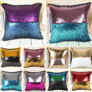 Mermaid / Sequin Pillow Case