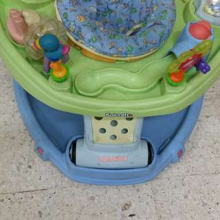 Kolcraft Baby Walker and Exersaucer