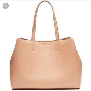 Witchery Leah Tote Tan