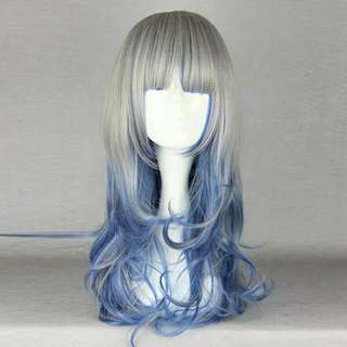 Lolita Cosplay Ombre Wig
