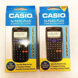 🚚 BN Casio Calculators