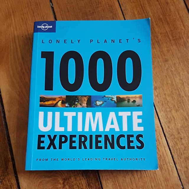 1000 Ultimate Experiences - Lonely Planet