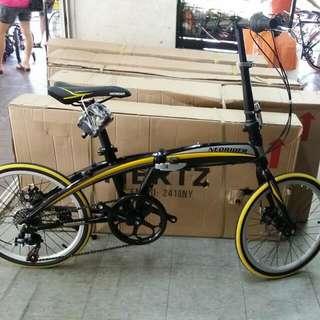 Folding Bike Neo Rider