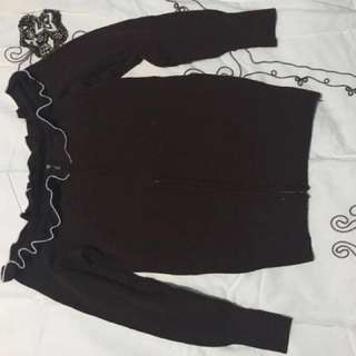 Sweater brown
