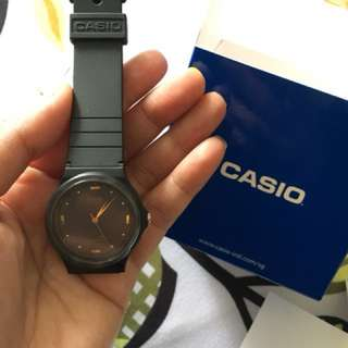 BNIB Black Casio Watch