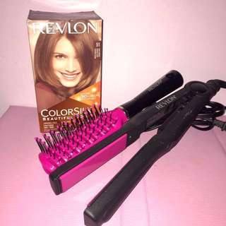 REVLON Hair Trio