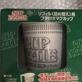 限量版合味道即食麵碗(可放微波爐及洗碗機)購自日本
