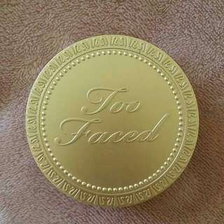 Authentic Too Faced