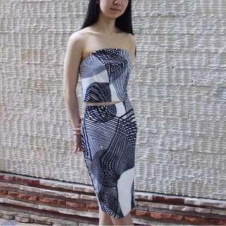 Coordinates Dress Size M