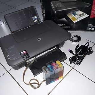 HP DESKJET 1050 j410a printer scaner and fotocopy