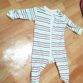 Sleeping suit baby
