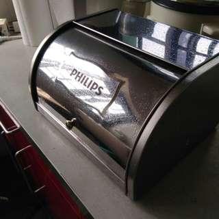 Philips bread bin