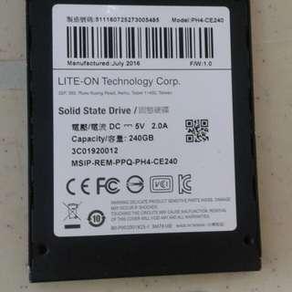 Internal Hard Drive SSD 240gb