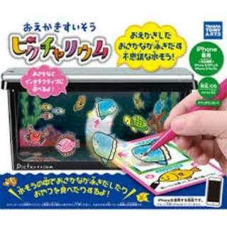 正版日本手繪水族箱❤#好物任你換