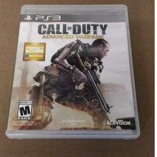 Call of Duty Advance Warefare (Region: All)