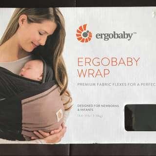 Authentic EUC Ergobaby Wrap