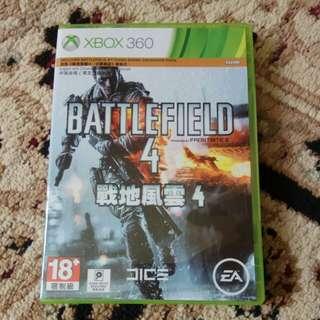 X360 - Battlefield 4