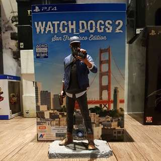Watchdogs 2 San Francisco Collector's Edition (Without Game)