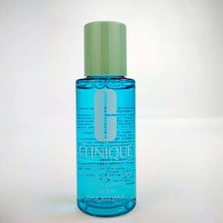 CLINIQUE   Rinse-off eye makeup Solvent / Remover (Brand New)
