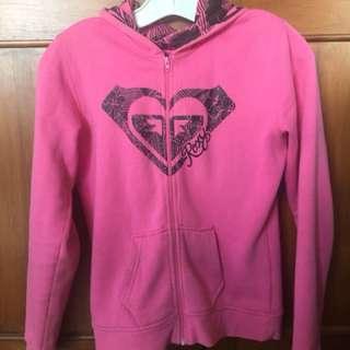 Girls roxy hoodie